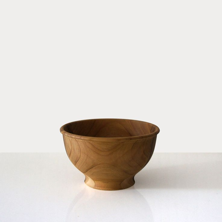 Wooden Bowl by Chabatree