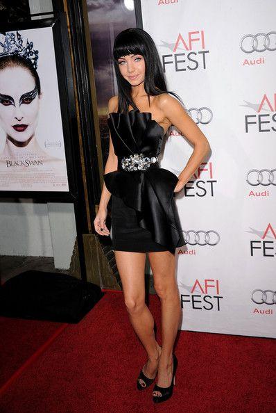 Liquorice Black - Art Rebirth Dress