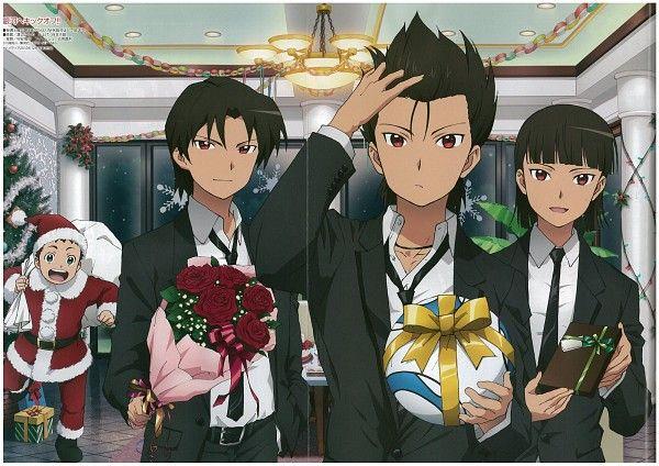 Tags: Anime, Official Art, Ginga e Kickoff!!, Oota Shou, Furuya Ryuuji