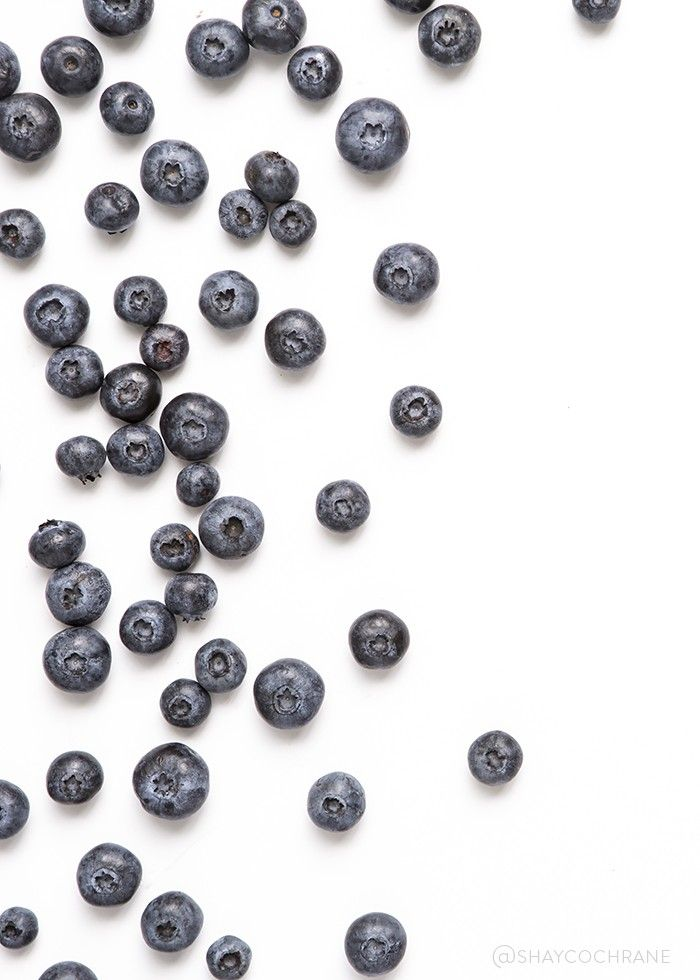 Shay Cochrane / In the shop: Summer Fruit Styled Stock images for food bloggers and creative businesses. Blue, Blueberries