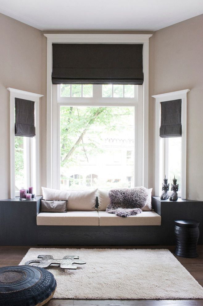 Captivating Pics Of Window Treatments Scandinavian Family Room With  Part 19