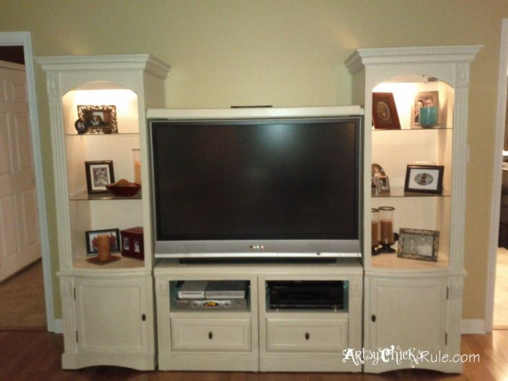 Black Friday TV, Not This Time {a Family Room Makeover)