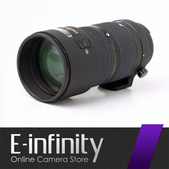 Nikon AF Nikkor 80-200mm f/2.8 D ED fr D4 D800 D3s D700 D7000 NO GST TO AU FEDEX