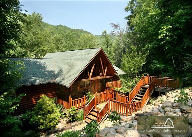 17 best images about for Jackson cabins gatlinburg tenn