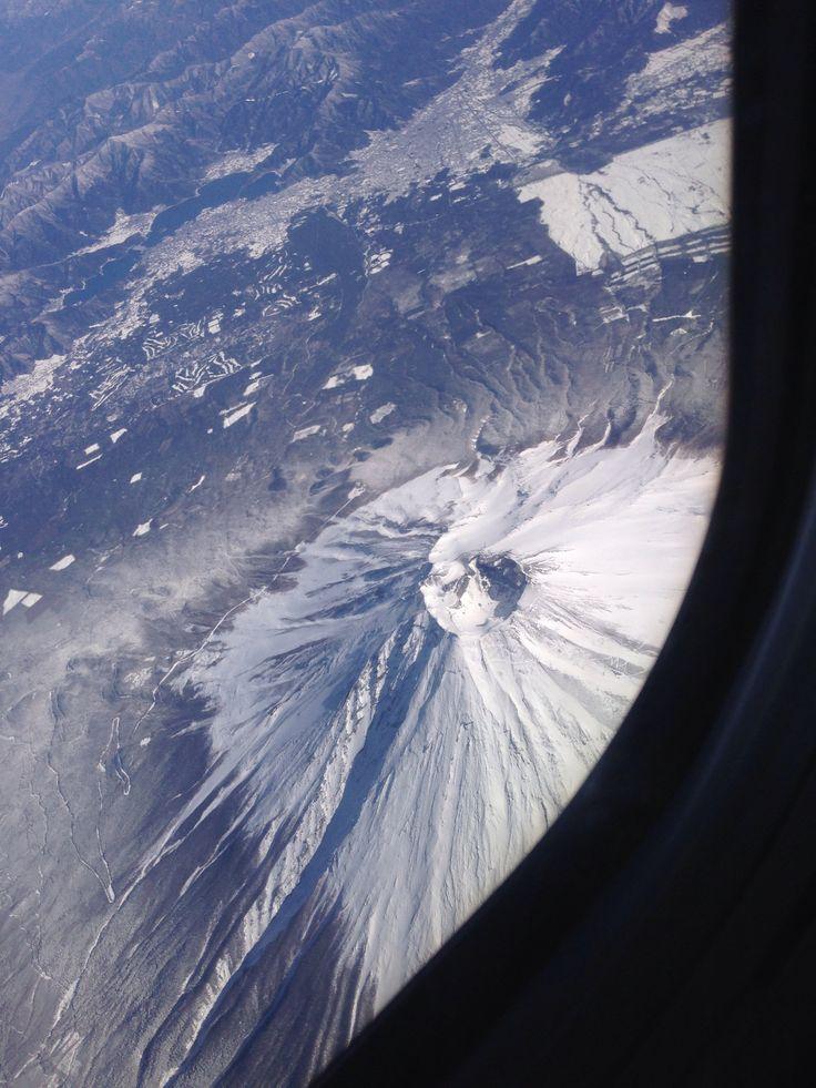 #fujisan #fuji #plane #japan #march14