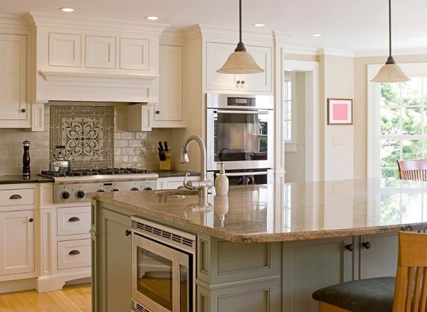 Minimal Kitchen Decorating Ideas, Design Tips.