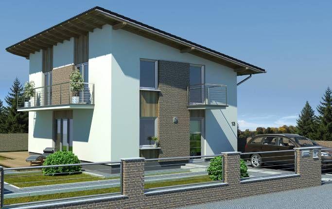 Typový dům Solar od APEX ARCH s.r.o.