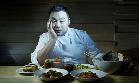 David Chang (guardian.co.uk/lifeandstyle/2010/nov/14-david-chang-momofuku-interview#)