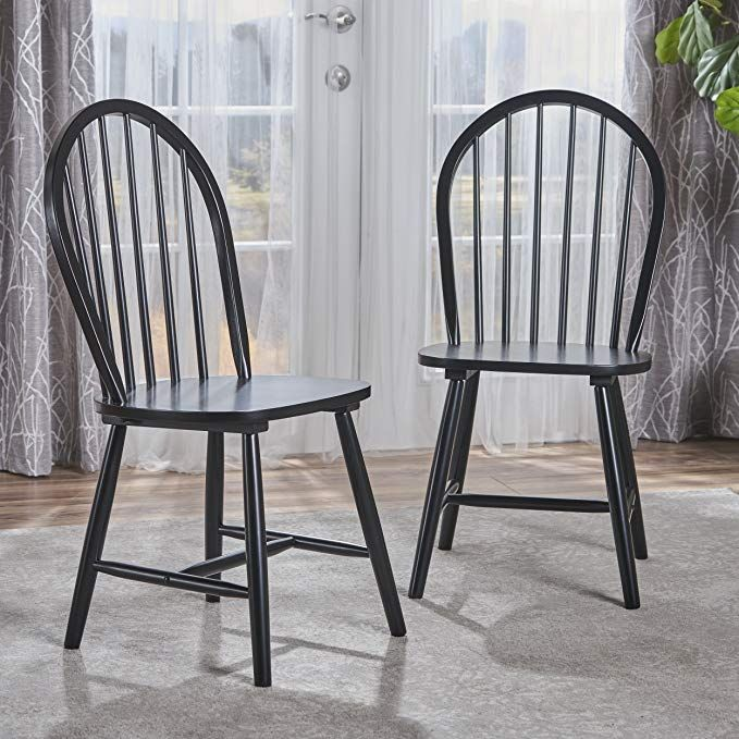 Amazon Com Great Deal Furniture Crosby Farmhouse Windsor
