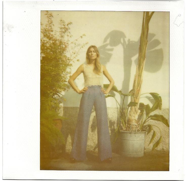 like my mother - polaroid 16