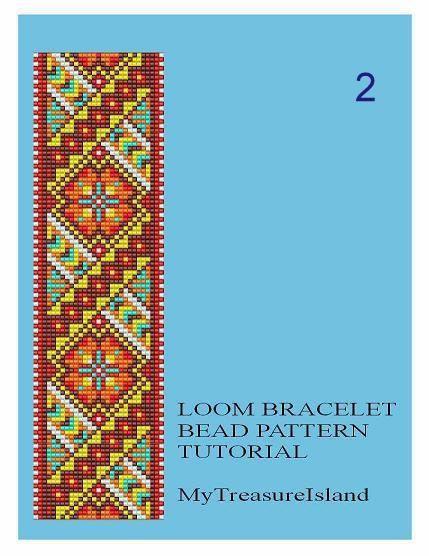 Hey, j'ai trouvé ce super article sur Etsy, chez https://www.etsy.com/fr/listing/170418679/bead-loom-geometrical-motifs-2-5-6-7
