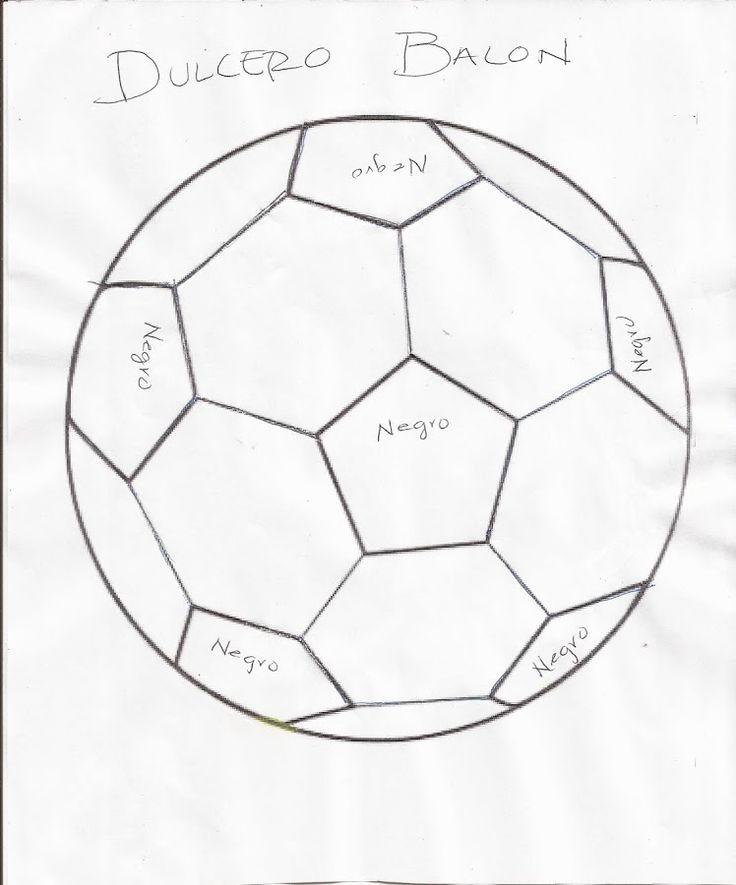Cómo hacer un dulcero de fútbol en foamy | Manualidades