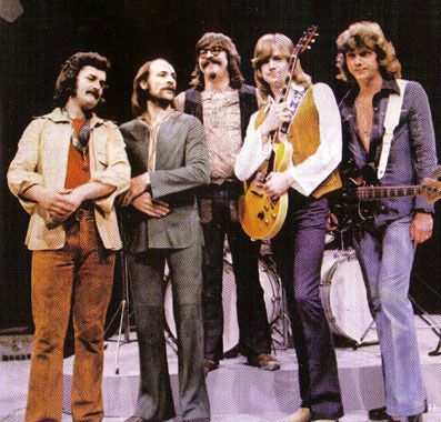 The Moody Blues. Justin was always too cool for school and still is
