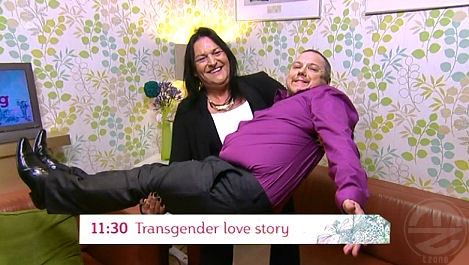 Transgender Forum • View topic - Helen and Felix - Transgender Couple - This Morning 2660413