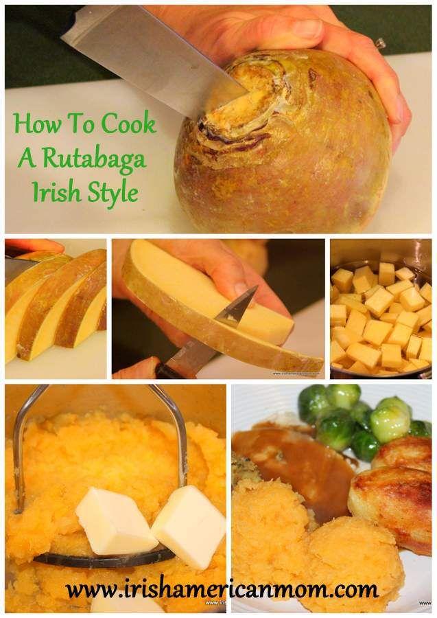 How To Cook A Rutabaga Irish Style