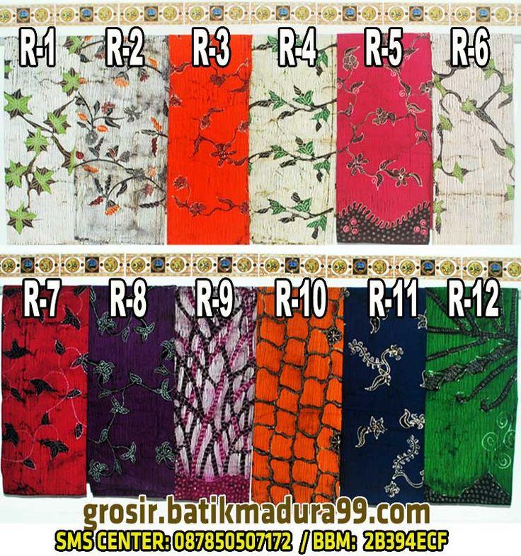 Stok Grosir Batik Madura 70 Ribu http://grosir.batikmadura99.com