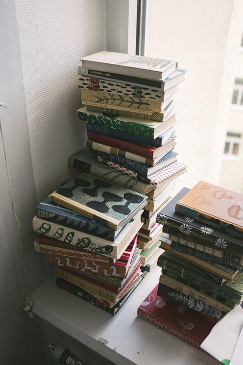 books in sweden.via fine little day