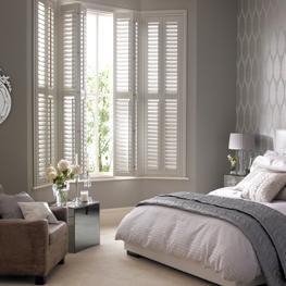 Bedroom Bay Shutter