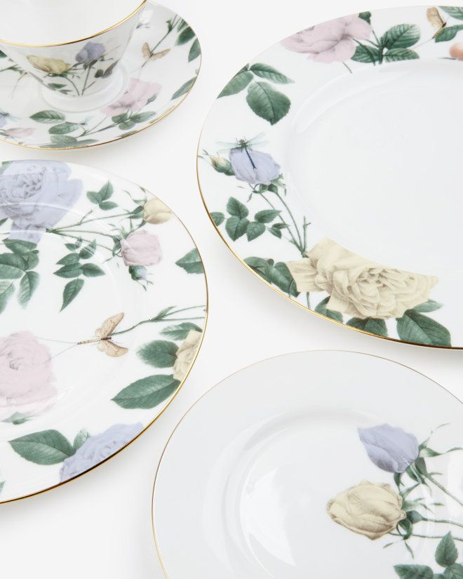 Five-piece tea set by Ted Baker and Portmeirion I Gifts for Her | Ted Baker