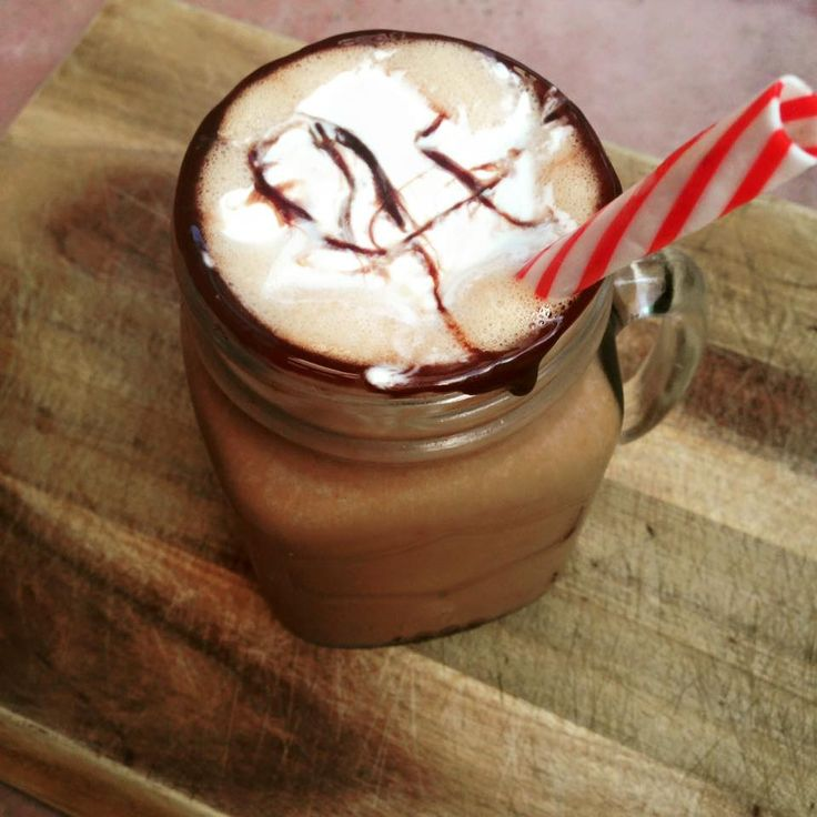 Tim Tam Smoothie