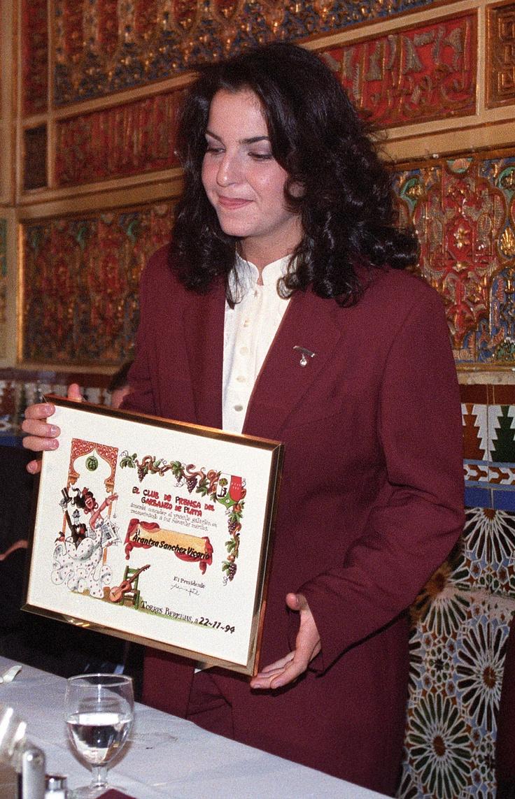 Arantxa Sánnchez Vicario ( 22/11/1994)