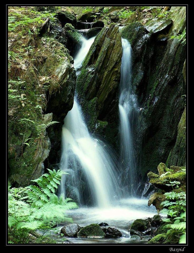Vavřincův vodopád