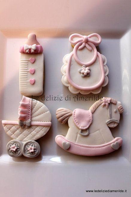 Baby Shower Cookies                                                                                                                                                                                 Más