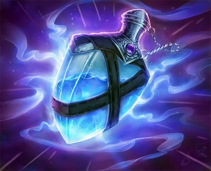 Kingsblood Toxin - Card - Hearthstone