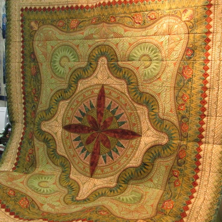 21 best Jacobean Journey Quilt images images on Pinterest Machine embroidery, Embroidered ...
