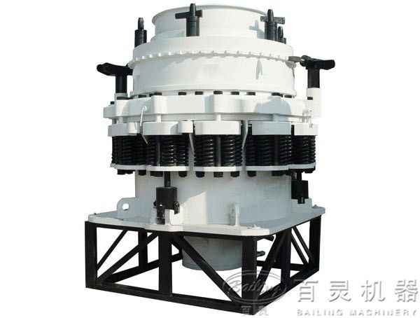 Cone crusher is suitable for crushing various kinds of ores and rocks of medium or above medium hardness. Cone crushers have many features like stable structure, high efficiency, easy adjustment, low operating cost and etc.  http://www.blcrushers.com/Crusher/169.html