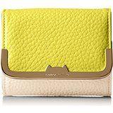 Amazon | (ツモリチサト) tsumori chisato ミニ財布 三つ折り財布 57657 2.ベージュ | 財布