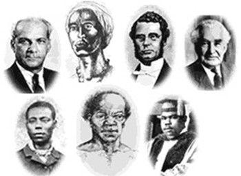 Nataional Heroes of Jamaica  1. Norman Washington Manley.1893-1969  2. Nanny of the maroons (unkown-1734)  3.George William gordon (1820-1865)  4.Sir Alexander Bustamante (1884-1977)  5.Paul Bogle (unknown-1865)  6. Samuel Sharpe (1801-1832)  7. Marcus Mosiah Garvey (1887-1940)