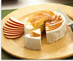 Caramel Apple Brie Recipe