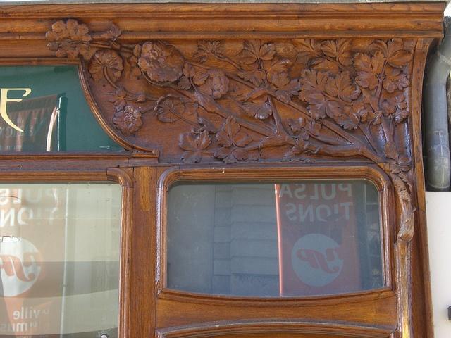 Magasin Arthur Goudchaux (1901) – 4 rue des Dominicains, Nancy