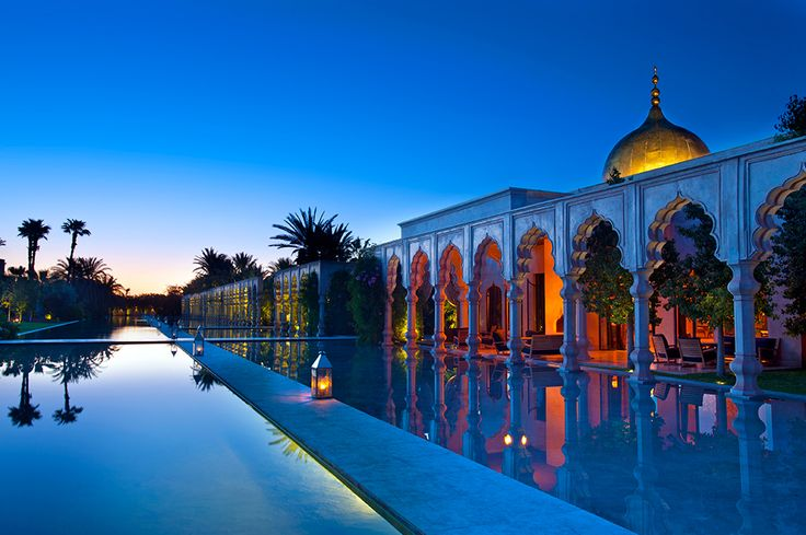 Since Palais Namaskar opened, the hotel has been recognized with many prestigious awards, the latest being 'Best Hotel in Africa' by Prix Villegiature and 'Best Luxury Fitness Spa' in Africa by the World Luxury Spa Awards 2015.