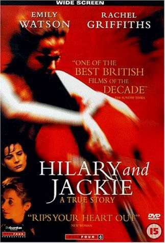 HILARY and JACKIE (1998) ●彡 Who was the famous cellist Jacqueline Du Pre? Will we ever know? Click through for a hard look at Hilary du Pre's book, 'A Genius in the Family, on which the film was based, by Pinchas Zukerman's former wife, who spent time with the cellist during her active, touring years.