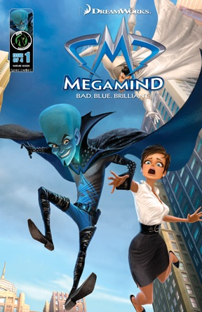 Megamind: Reign of MegamindAnimation Movie, Dreamworks Megamind, Megamind 2010