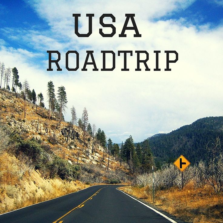 UsA Roadtrip ♥