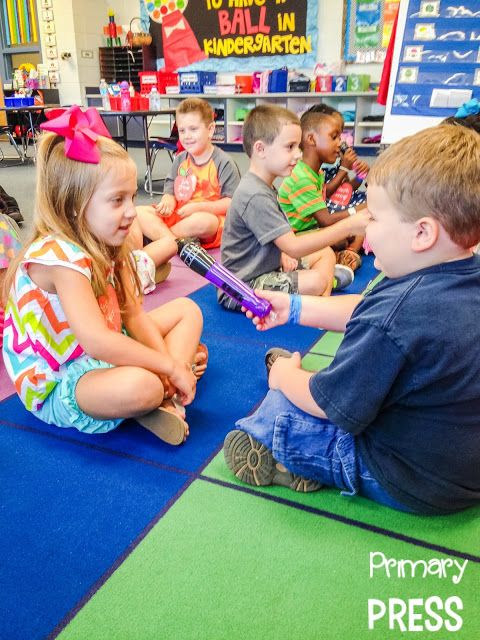 Using Kagan structures to increase engagement right from the start