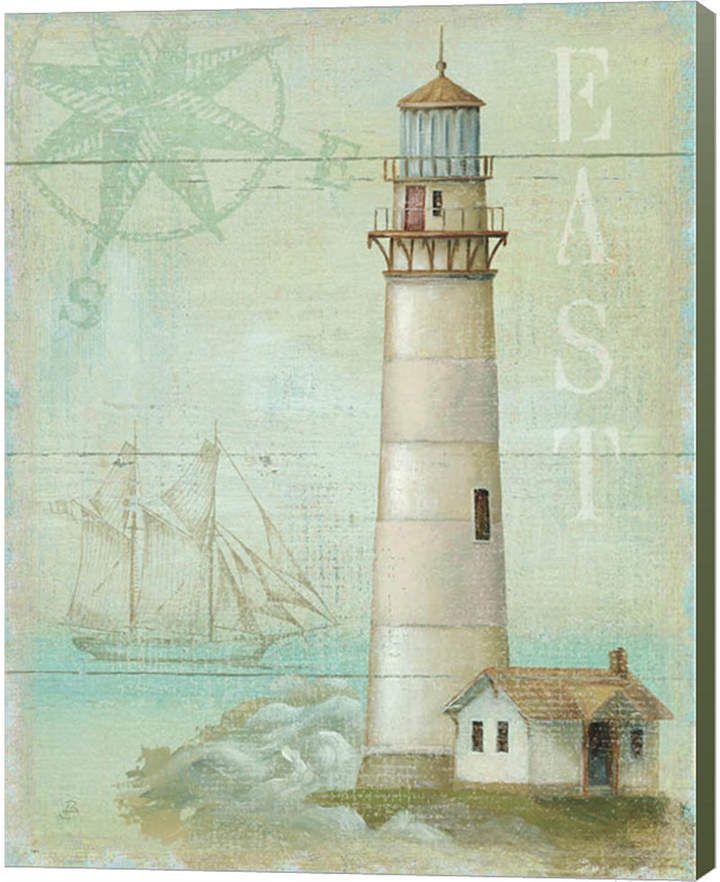 Черепашки, старинные открытки маяк