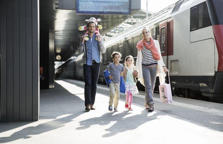 Die kinderfreundlichen Familienwagen der #SBB sind eine tolle Erfindung. Niemals war #ReisenMitKindern so erholsam. Zum Nachlesen im MILAN Magazine!