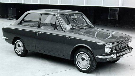 50 лет назад Toyota представила первую Corolla [Фотогалерея] | Новости автомира на dealerON.ru