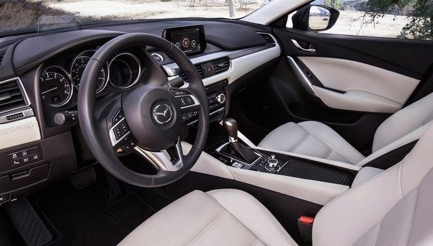 2016 Mazda 6 - interior