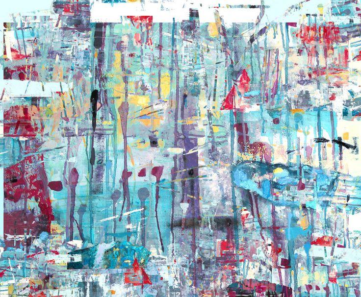 Silesian Landscape 12 #graphic #art #digital #print
