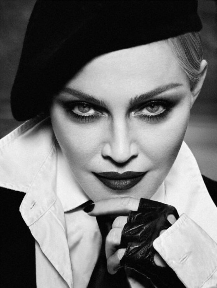 Madonna's thinking about releasing the Rebel Heart tour DVD in August