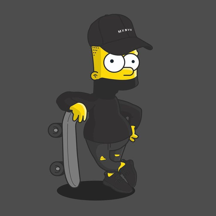 77 Best Bart Images On Simpson Dope Art And The
