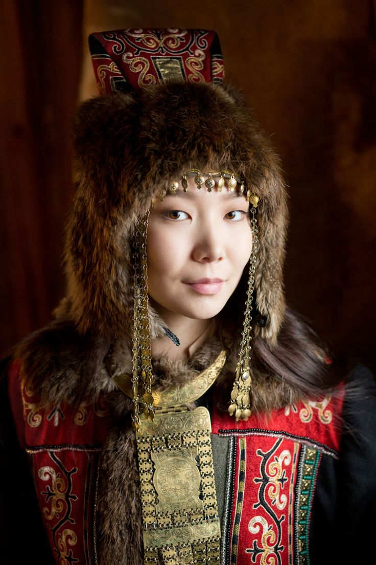 Sakha Young Woman