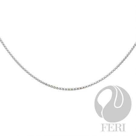 FERI Crest - Silver 8-sided Mirror Chain  Global Wealth Trade Corporation - FERI Designer Lines http://www.gwtcorp.com/vdm/display_item.php?referral=cg&category=12&item=4778&cntylng=&page=1