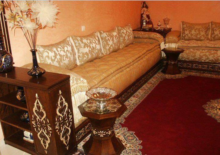 Salon marocain traditionnel à vendre en ligne