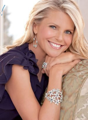 Christie Brinkley. My girl crush. IF I were a guy I would get a sex change and surgery to be her. All I need is the plastic surgery.